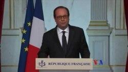 """Attentat de Nice : """"La France est affligée, horrifiée"""" selon François Hollande (vidéo)"""