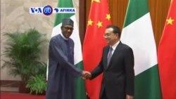 VOA60 AFIRKA: CHINA: Shugaban Najeriya, Muhammadu Buhari, ya Gana da Firimiyan China, Li Keqiang a Beijin.