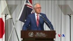 澳大利亞總理訪日 擬簽軍隊互訪協議共迎安全挑戰 (粵語)