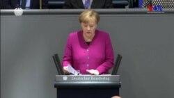 Merkel'den Afrin Değerlendirmesi