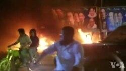 کراچی: پیپلز پارٹی اور تحریک انصاف کے کارکنوں میں تصادم