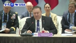 VOA60 America - US-Turkey Relations Further Sour Over Detention of American Pastor