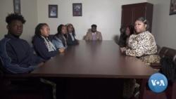 VOA英语视频: 年轻非洲裔选民成美2020大选的争夺热点