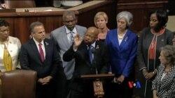 美國眾議院休會 終止民主黨議員靜坐