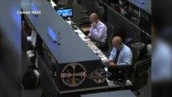 Una charla en el espacio exterior