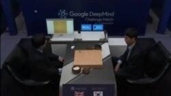 围棋人机大战 电脑首胜棋圣