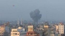 以色列空襲炸死加沙一家五人