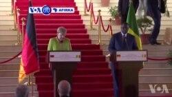 VOA60 Afirka: Shugabar Kasar Jamus Angela Merkel Ta Kai Ziyarar Aiki A Kasar Senegal