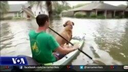 Më shumë se 2 mijë persona janë shpëtuar nga zonat e përmbytura të Teksasit