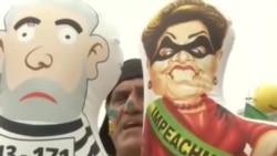 巴西3百萬人示威 要求羅塞夫總統下台