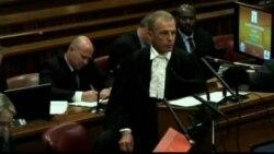 Pistorius está no banco dos réus e a acusação tem sido dura