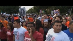Ներգաղթի օրենքի հաստատման պահանջով ցույցի էին դուրս եկել հազարավոր մարդիկ