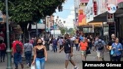 El gobierno de Costa Rica dio detalles sobre el inicio de negociaciones con el FMI para la obtención de financiamiento. [Foto Armando Gómez/VOA]