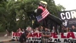 Барак Обама в Аргентине