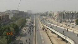 کراچی کا گرین لائن منصوبہ کب مکمل ہو گا؟