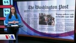24 Mart Amerikan Basınından Özetler