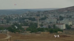 Kobani Clashes Continue After US-Led Airstrikes