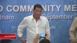 TT Philippines mong hợp tác với Việt Nam về hàng hải