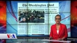 13 Kasım Amerikan Basınından Özetler