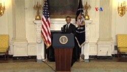 """Pte. Obama reconoce error frente al """"EI"""""""
