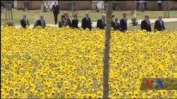 У Нідерландах відкрили меморіал жертвам MH17. Відео