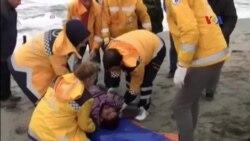 Hàng chục di dân chết chìm trên đường tới Hy Lạp