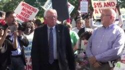 桑德斯参议员: TPP是一个灾难性的协议
