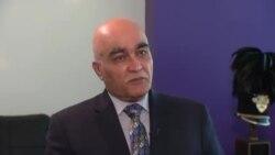 Interview with Zalmai Khalizad