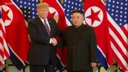 Inama ya Kabiri Hagati ya Perezida Trump na Kim Jong Un Kuri uno wa Gatatu