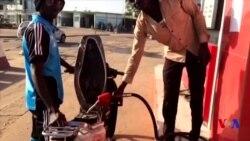 Hausse du prix du carburant au Tchad (vidéo)
