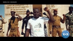 Burkina Faso's Soldier-Singers Promote Security Forces