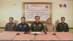 Quân đội tổ chức đảo chính ở Thái Lan