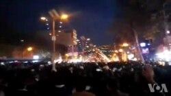 تظاهرات در خرم آباد: جمهوری اسلامی نمی خوایم