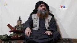 Ալ Բաղդադիի առաջին տեսագրությունն անցած հինգ տարիների ընթացքում
