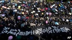 香港风云(2019年10月20日)