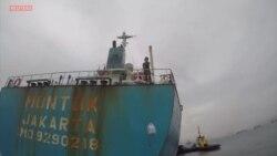 Des milliers de marins marchands bloqués dans leurs navires par la pandémie