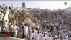 Ibada ya Hijja Saudi Arabia.