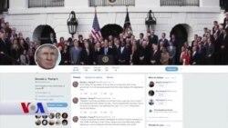 Serok Trump Filistîniyan bi Astengkirina Aştiyê Tawanbar Dike