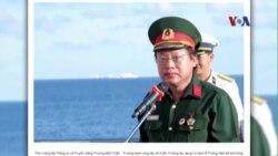 Tàu dầu TQ xuất hiện ngoài khơi bờ biển Bình Thuận