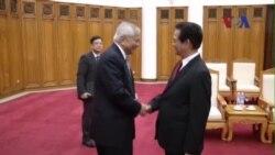 Trung Quốc đẩy Việt Nam, Philippines xích lại gần nhau hơn?