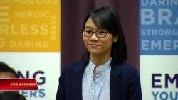 Một thanh niên Việt Nam được Mỹ trao Giải Lãnh đạo trẻ