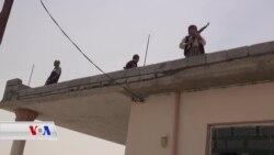 Gundîyên Kurd li Dîyala Xwe Diparêzin