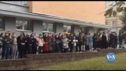 У Білорусі у понеділок розпочався загальнонаціональний страйк. Відео