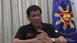 Duterte Trump