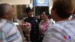 O'zbekistonlik muhojir Nyu-York politsiyasi xizmatida