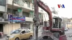 Irak'ta Halk Altyapı Eksikliğinden Şikayetçi