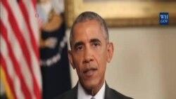 奧巴馬稱恐怖分子永遠不會打敗美國