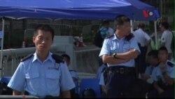 Công chức Hồng Kông trở lại làm việc, số người biểu tình suy giảm