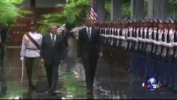 国会关注奥巴马古巴之行