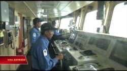Malaysia nâng cấp hải quân giữa tranh chấp Biển Đông